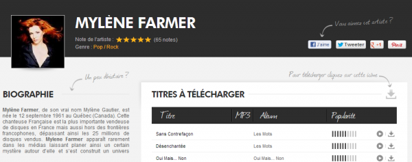 TIMELESS FARMER GRATUITEMENT MYLENE TÉLÉCHARGER 2013 DVD