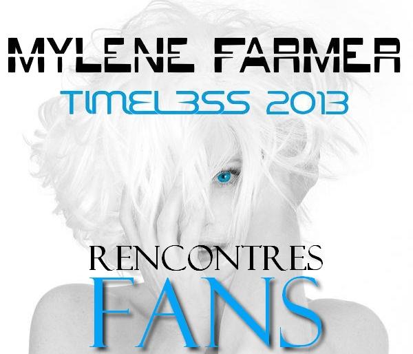 Rencontre fan mylene farmer