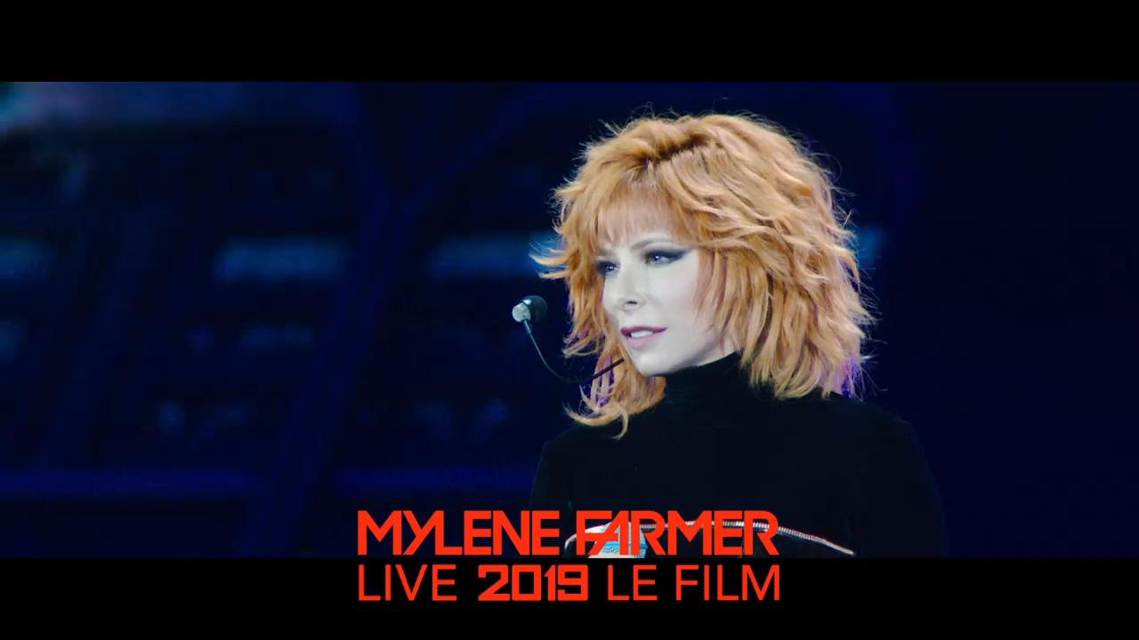 Teaser vidéo Live 2019 Le Film J-1