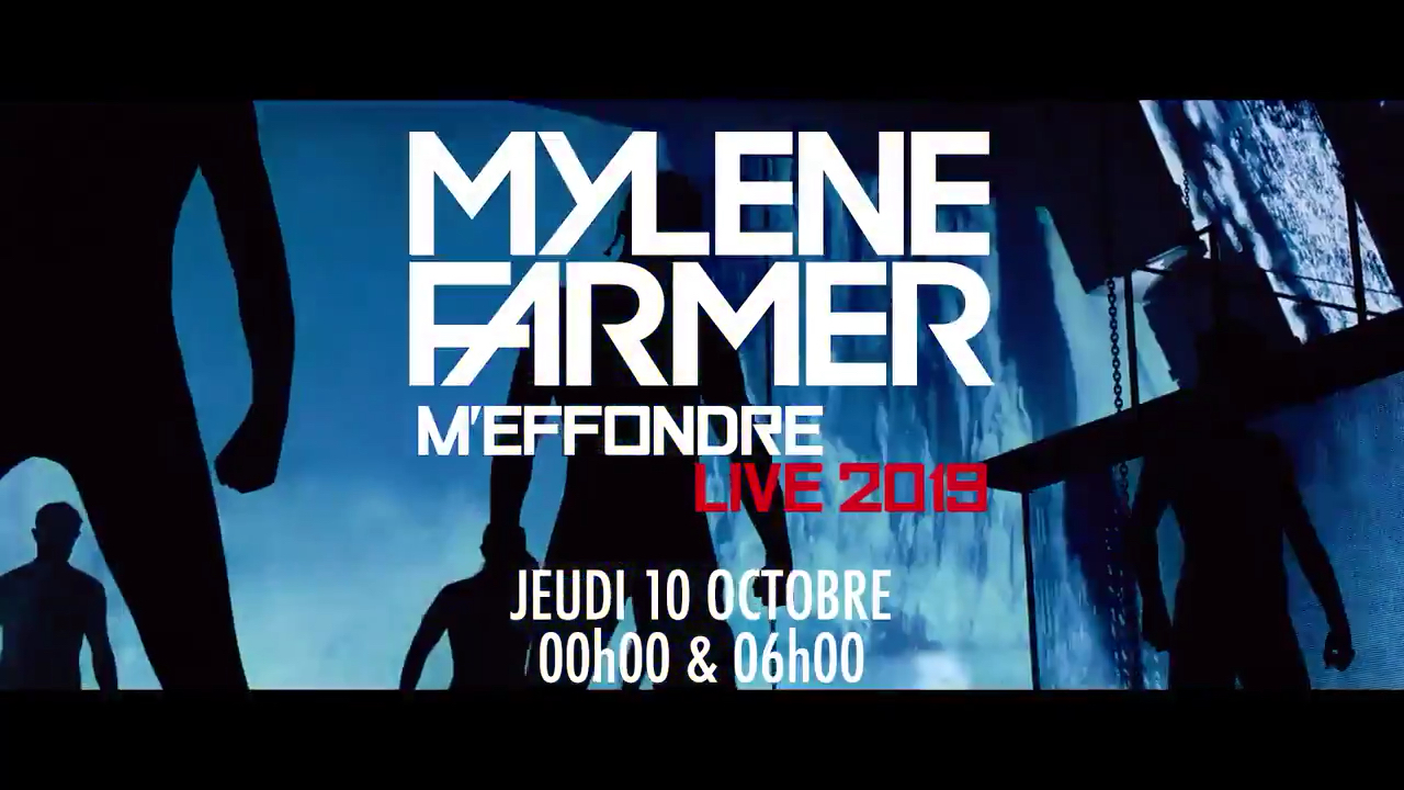 "Teaser pour le single ""M'effondre Live"""