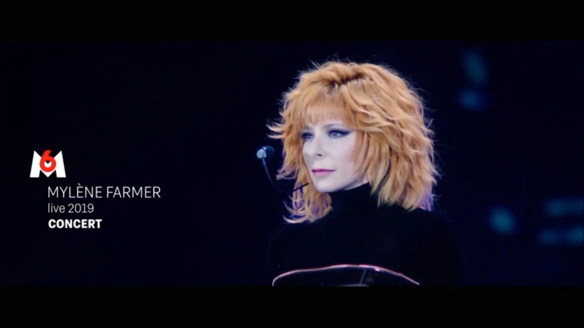 Mylène Farmer « Live 2019 » sur M6 - La bande-annonce