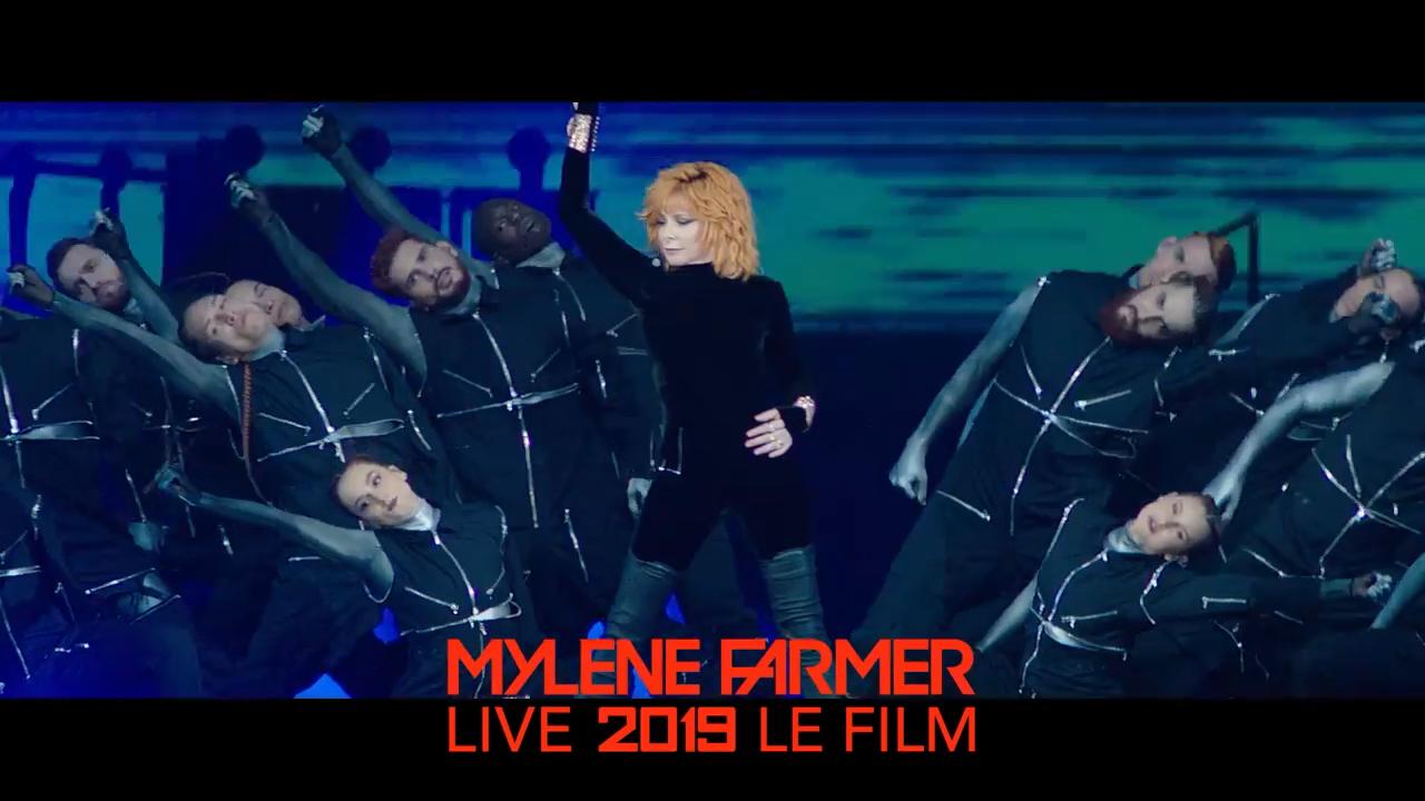 Teaser sortie Live 2019 Le Film