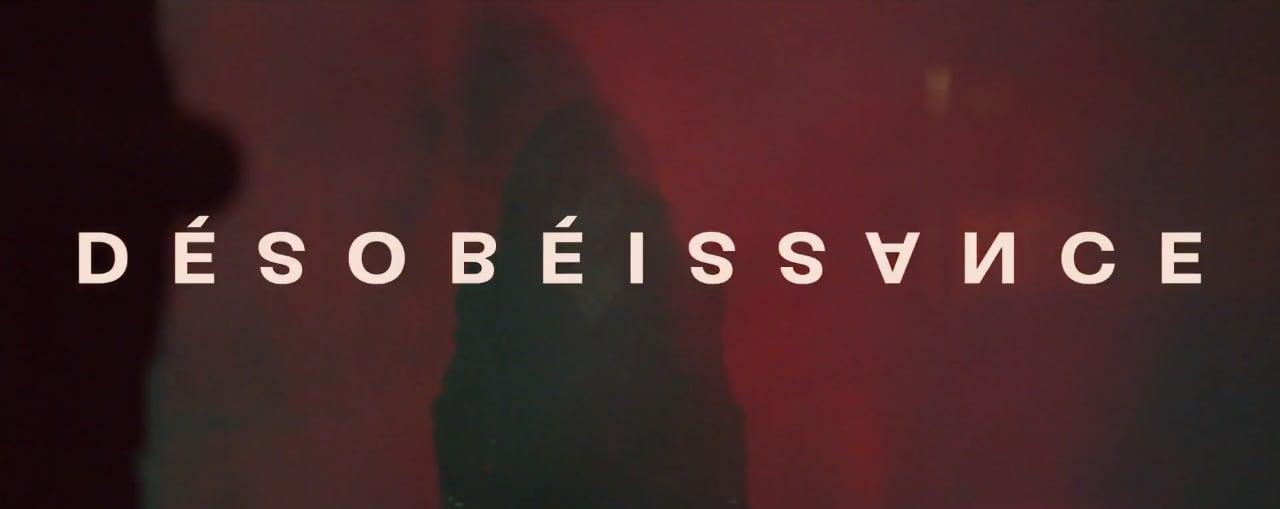 Pub album Désobéissance (version Rolling Stone)