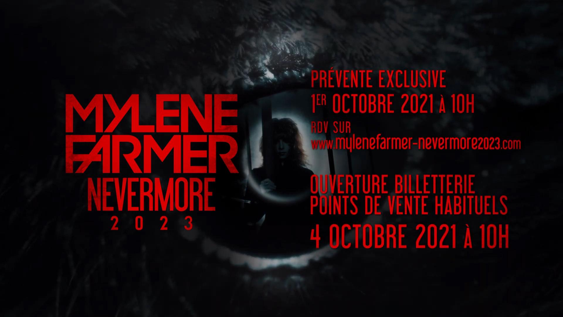 Tournée des stades Nevermore 2023