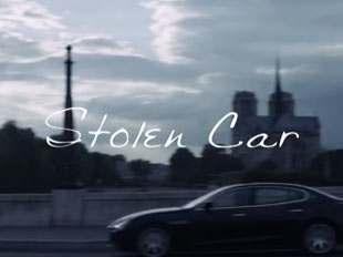 Teaser du clip Stolen Car